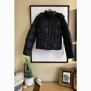 All Saints Down Filled Puffer Jacket